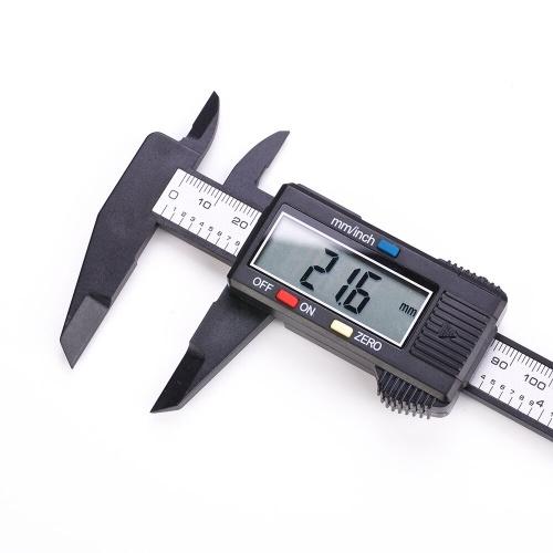 6 '' 150mmはデジタルバーニヤキャリパーのステンレス鋼のマイクロメーターの電子用具を導きました