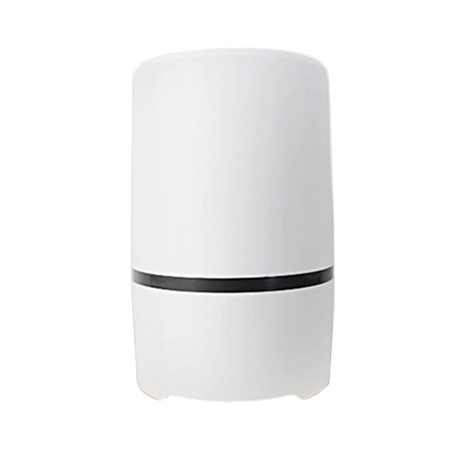 HEPA空気清浄機寝室用およびオフィスエリミネーター用アレルギーおよびペット用煙ダストモールド花粉ナイトライト低ノイズポータブル空気清浄機デスクトップUSB空気清浄機