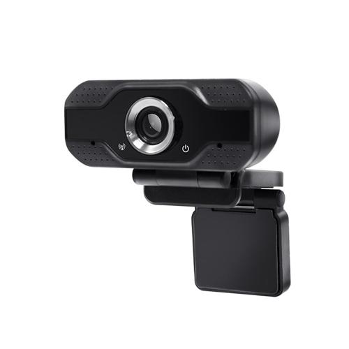 Webcam Videocamera USB per computer con microfono Videocamera senza driver per insegnamento online Trasmissione in diretta