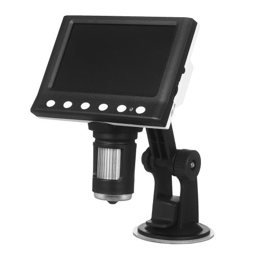 4,3-Zoll-Digitalmikroskop 1000-fach Vergrößerung LCD-Mikroskop