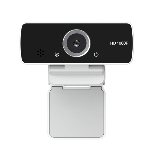 ViBAO K50 1080P High Definition Webcam USB 2.0 67.9° Horizontal View Angle Web Camera with Microphone