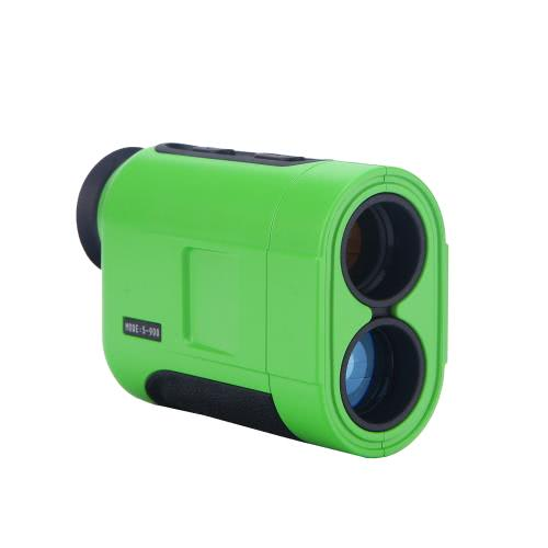 Handheld Monocular Laser Range Telescope Distance Meter Golf Hunting