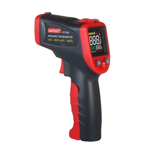 wintact  -50℃~850℃ Infrared Thermometer Professional Industrial Thermometer Instrument