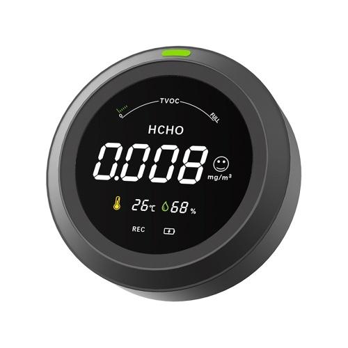 Probador de calidad del aire Detector de formaldehído BT PTH-3M Detector de alarma de intoxicación de alta sensibilidad