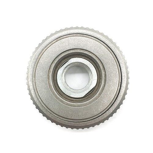 Dispositivo de sujeción rápida de mandril de placa de bloqueo para amoladora angular de disco de pulido M14 1200W 125 mm con velocidad angular de 11000r / min
