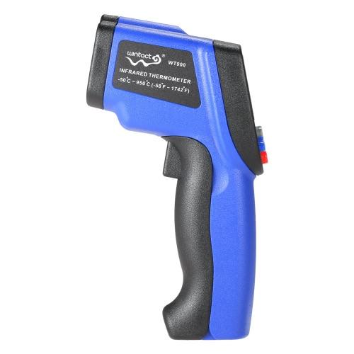 Température thermomètre testeur gammes pyromètre Laser IR infrarouge portatif LCD Digital sans Contact-50 ° C ~ 900 ° C