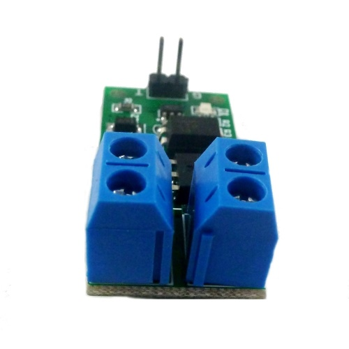 9V-24V 8A Low Pulse Trigger Board Flip-Flop Latchs Relay Module Bistable Self-Locking Switch
