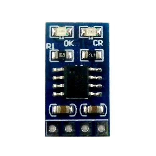 5V 1A Lithiumbatterien Lademodul Ladekarte mit Überladung Überentladung Überstromschutz MPPT Solarregler für solarbetriebene Systeme