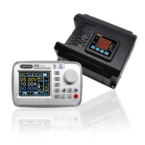 JUNTEK DPM8650-485RF2.4インチLCDディスプレイ画面60V50Aリモートコントロール電圧計DC-DC電源電圧レギュレータ定電流コンバータモジュール