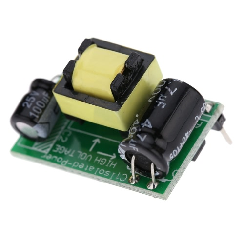 Conseil d'administration Module amimentation Conversion 100-240VAC/140-340VDC de 12 v Protection contre les courts-circuits