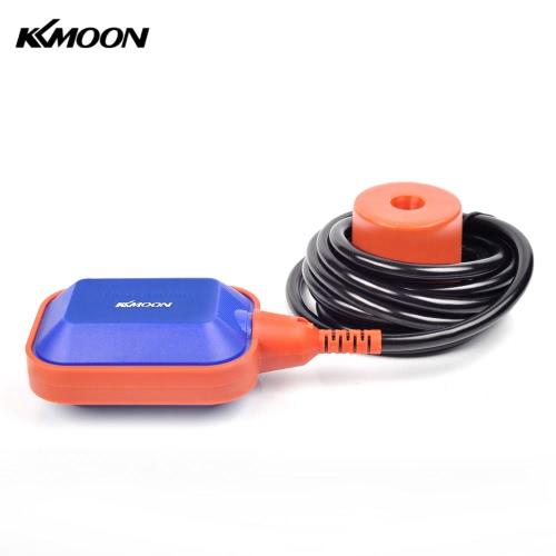 KKmoon Высокое качество 3м Автоматическая площади Поплавковый выключатель из жидких Датчик уровня контроллер для Резервуар для воды башни