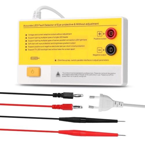 LEDランプTVバックライトテスター多目的LEDストリップビーズテストツールLEDライト用測定器