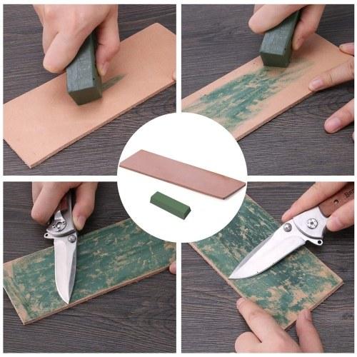 400#/1000# 3000#/8000# Premium Whetstone Cut Sharpening Stone Set Sharpener Non Slip Base Cutter Sharpener