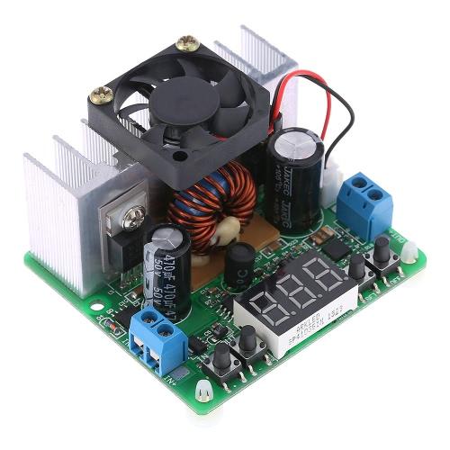 Digital DC-DC Adjustable Step-down Power Supply Module Constant Voltage Current Input 6-40V Output 0-38V