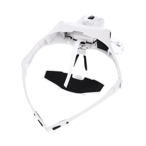 5 Lenti 1.0X-3.5X Adjustable Bracket magnifier a fascia