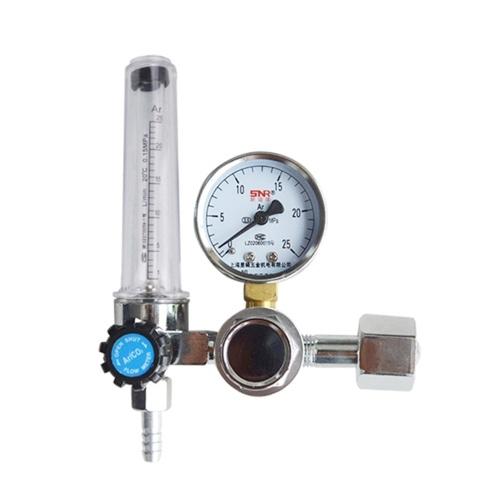 KKmoon G5 / 8 '' Расходомер аргона 0-25 МПа Герметичный регулятор давления газа Расходомер Клапан регулирования давления аргона Регулятор аргона Редуктор давления