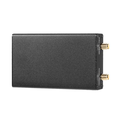 Ricevitore Tuner Kit fai da te 100KHz-1.7GHz HF UV RTL-SDR USB / R820T + RTL2832U AM CW FM DSB LSB