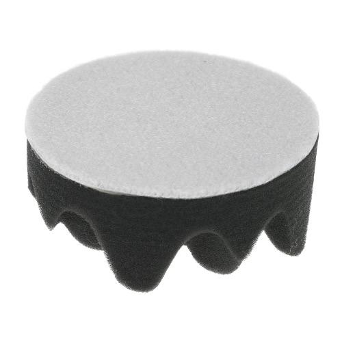 """7PCS Brand New 3 """"80 мм автомобильные подушки для полировки Waxing Buffing Pad Sponge Kit Набор для шлифовальной машины для лайнера для полирования для полировальных машин, включая 4 полировочных подушки + 1 шерстяной буфер + 1 клейкую подкладку с хвостовиком"""