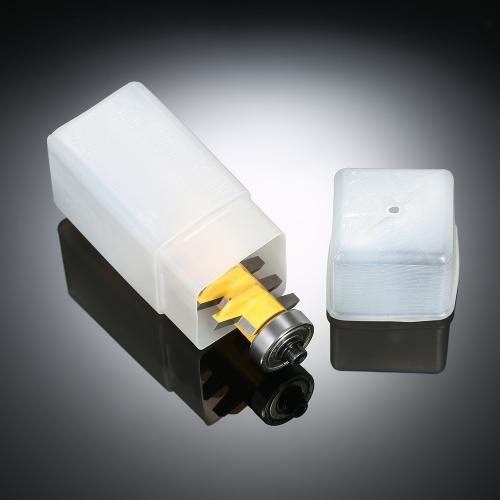 1/4 Shank Reversible Finger Glue Joint Router