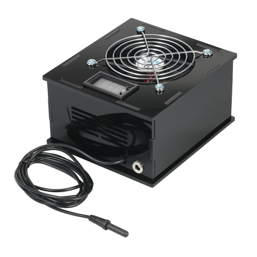 Aquarium Thermostat Chiller Temperature Control 70W Fish Tank Salt Or Fresh Water