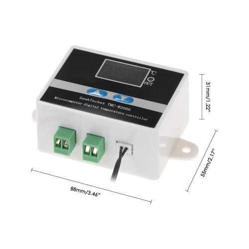 GeekTeches  Digital Temperature Controller