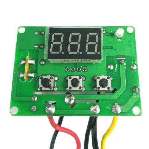 XH-W3002多目的デジタル遅延温度コントローラ防水センサー付き暖房/冷却モード220V / 24V / 12Vのプリワイヤードサーモスタット