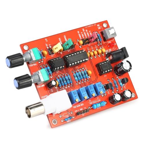 高精度FG8038(ICL8038)機能信号発生器DIYキット正方形/三角形/正弦波出力3Hz〜300kHz可変周波数振幅