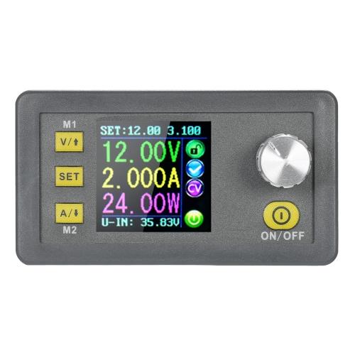 RD DPH5005 LCDデジタルプログラマブル昇降圧コンバータ電源モジュール定電圧電流電圧計DC50V 5A