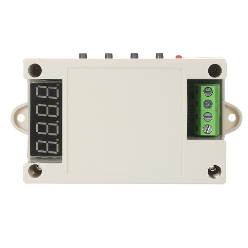 220V 5A Светодиодный модуль реле задержки для управления двигателем с корпусом для Arduino Raspberry Pi