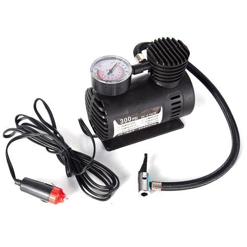 カーミニ電気インフレポンプポータブルタイヤ空気インフレーター