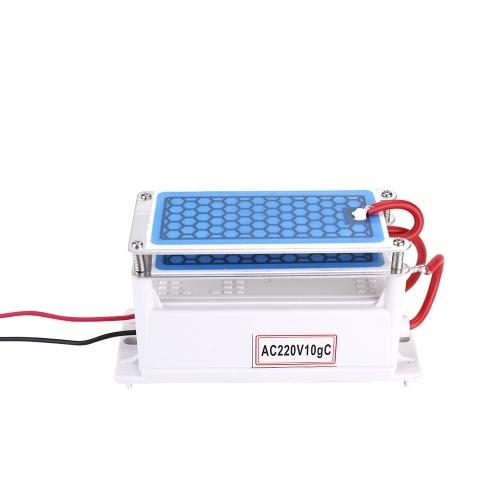 Generatore di ozono ceramico portatile da 10 g / h