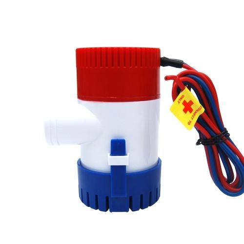 Pompa di sentina 350GPH DC 24V Pompa acqua elettrica