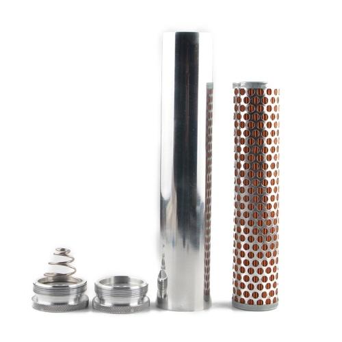 Calidad fina Billet de aluminio para Napa 4003 Wix 24003 Filtro de combustible Turbo Filtro de aire