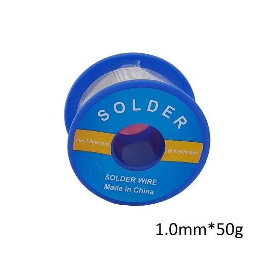 60/40 Tin Lead Solder Wire with Rosin for Electrical Soldering