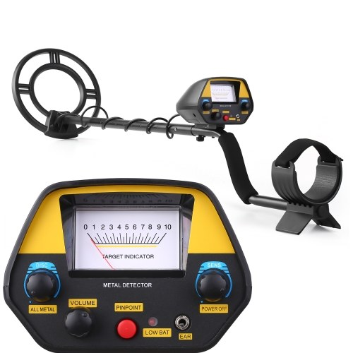 KKmoon Underground Metal Detector Metal Finder Gold Detector Treasure Hunter Tracker Seeker Metal Circuit Detector with 3 Modes