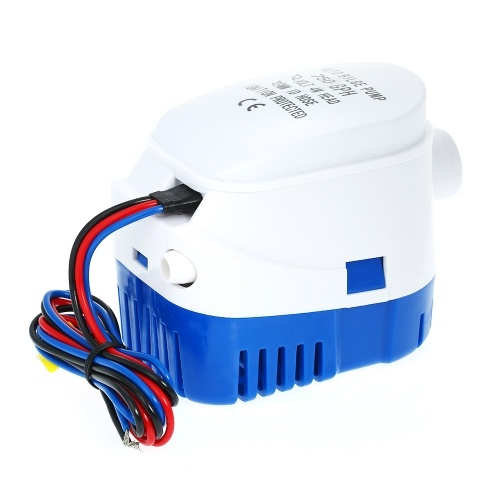 12V 750GPH Automatic Submersible Boat Bilge Water Pump 12v 1100gph Auto Bilge Pump with Float Switch