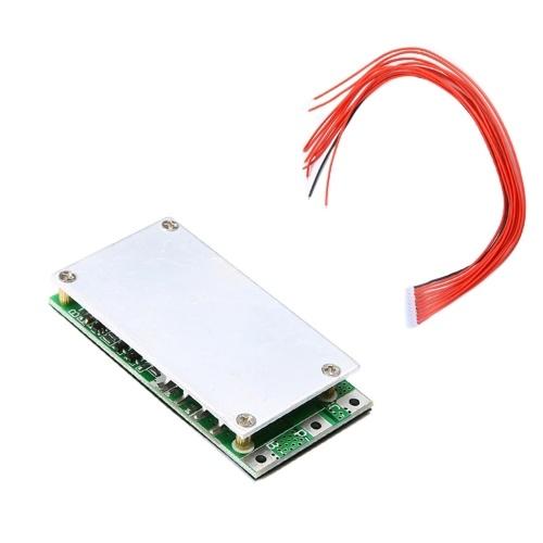 1ピース10 s 37ボルト15 aバッテリー保護ボード用リチウムイオン18650バッテリー付きセルbms pcb pcm保護バランス集積回路ボード