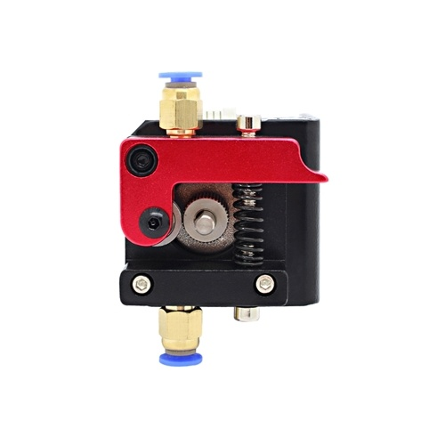 Aggiorna gli accessori della stampante 3D Full Extenser remoto Bowden in lega di alluminio metallo per 1.75mm / 3mm Filament Parti della stampante 3D Reprap Mano destra
