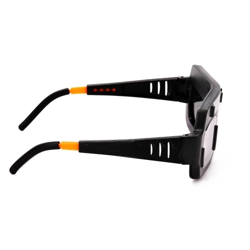 Solar Energy Auto Darkening Welding Safety Goggles Anti UV Weld Professional Glasses