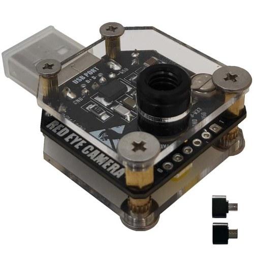 Infrarotkamera IFD-x Rote-Augen-Kamera MLX90640 Wärmebildkamera mit 512 * 384 Auflösung
