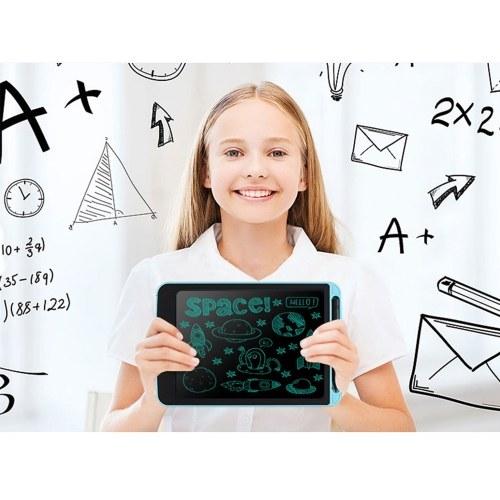 12-дюймовый ЖК-Письменный Планшет Письменный Совет Доска Для Рисования Доска Небольшой Доске Безбумажной с Ручкой для Детей Подарки фото