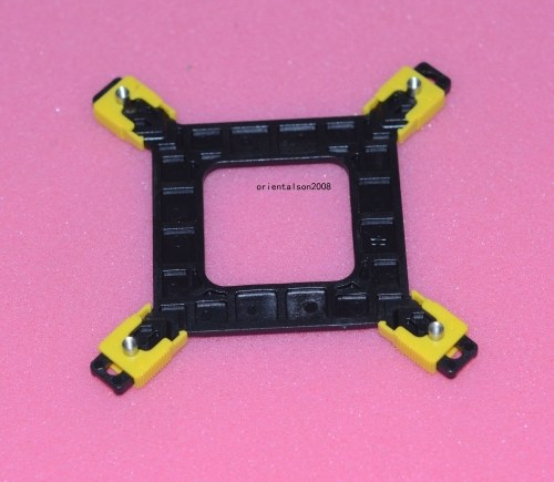 Adjustable Intel 775 1155 1156 1366 Mounting Bracket CPU Heatsink Holder Base