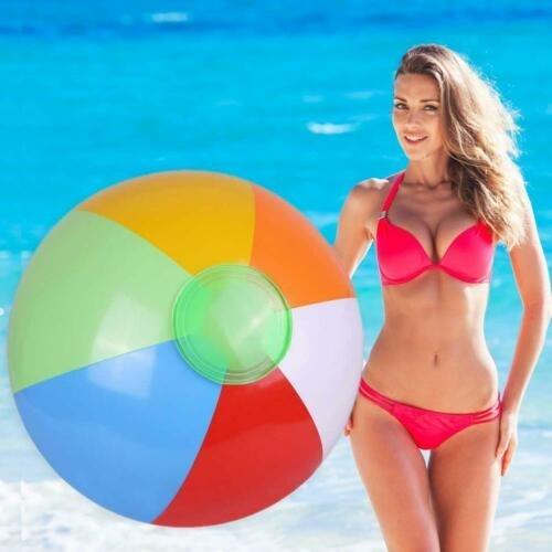 Giocattolo di nuoto multicolore di estate del PVC dei bambini gonfiabili gonfiabili della palla dello stagno della spiaggia