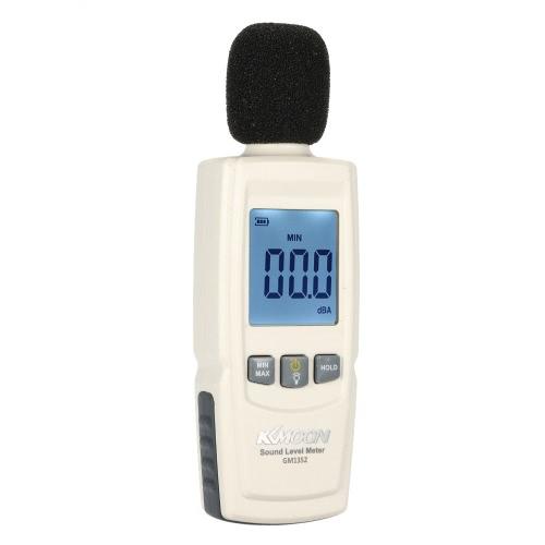 Цифровой измеритель уровня звука KKmoon LCD
