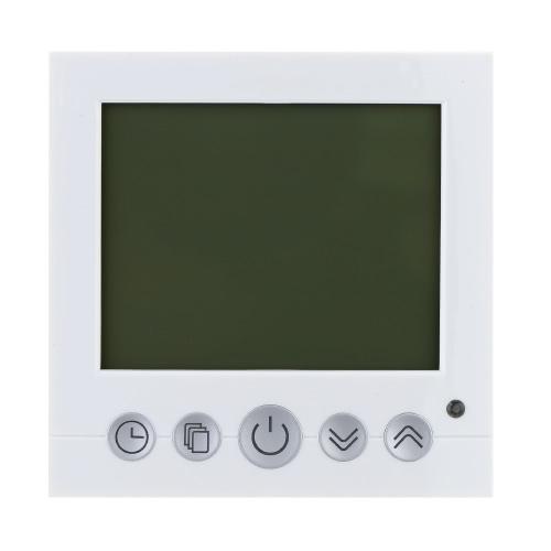 C16 European Type Programming Heating Thermostat