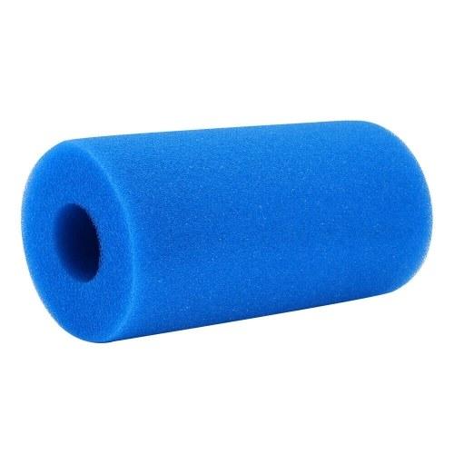 Cartuccia di spugna lavabile riutilizzabile in schiuma con filtro per piscina per Intex tipo A
