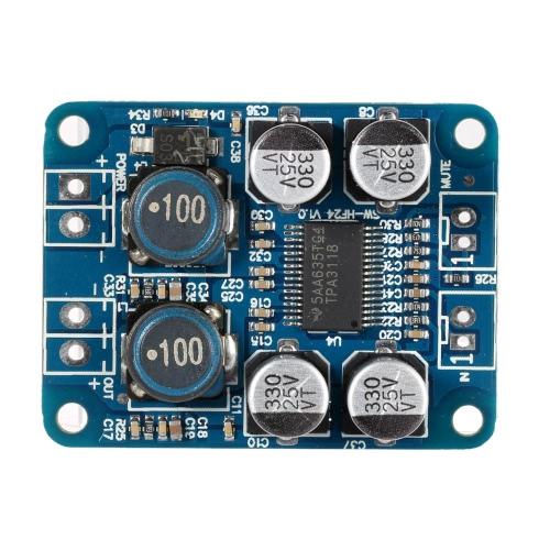 TPA3118 PBTL Mono Digital Amplifier Board Module 1*60W Power AMP DC 8-24V