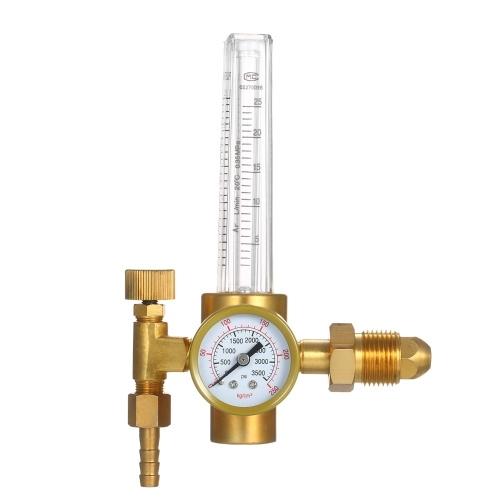 流量計アルゴン二酸化炭素CO₂ミグティグ流量計コントロールバルブガスレギュレータ減圧器フローゲージ溶接アクセサリー