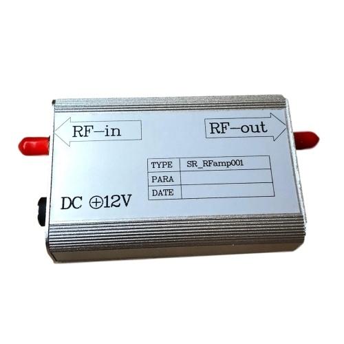 8KHz-3GHz Banda di frequenza MC EMI Amplificatore di radiofrequenza RF a basso rumore Segnale di ingresso 30dB RFamp001 Strumenti professionali pratici