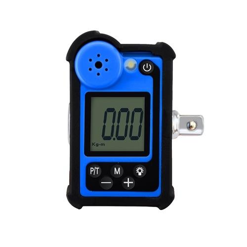 Display digitale a grande schermo portatile Misuratore di coppia Funzione di retroilluminazione Torsiometro di piccole dimensioni Funzione di allarme Luce a LED